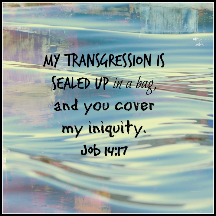Sealed up transgression